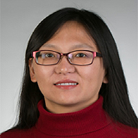 a picture of the speaker xin guo